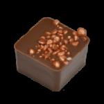 PASSION : Ganache aux fruits de la passion enrobée de chocolat au lait