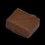 PRALINÉ : Praliné à l'ancienne amandes et noisettes enrobé de chocolat au lait