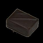 PRALINÉ : Praliné à l'ancienne (amandes et noisettes) enrobé de chocolat noir