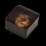 PRALINÉ ROCHER : Praliné aux amandes enrobé de chocolat noir
