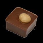 PRALINÉ ROCHER : Praliné aux amandes enrobé de chocolat au lait