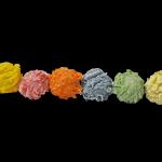 CHARDONS : Bonbons de chocolat à l'eau de vie