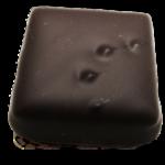 Ganache chocolat noir à la pulpe de Yuzu